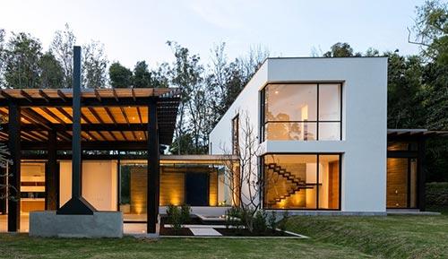 你知道钢结构别墅盖房子的好处吗