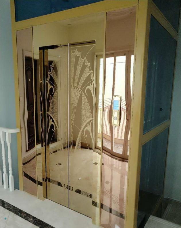 三层四层家用别墅电梯(曳引、螺杆电梯)多少钱?